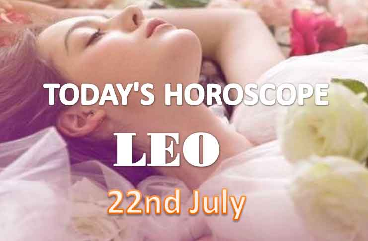 leo daily horoscope for today thursday july 22nd 2021