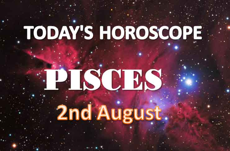 pisces daily horoscope for today monday august 2nd 2021