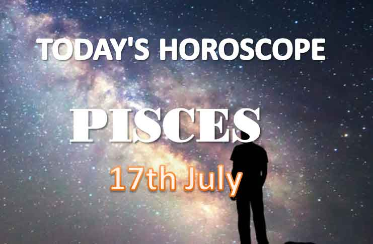 pisces daily horoscope for today saturday july 17th 2021