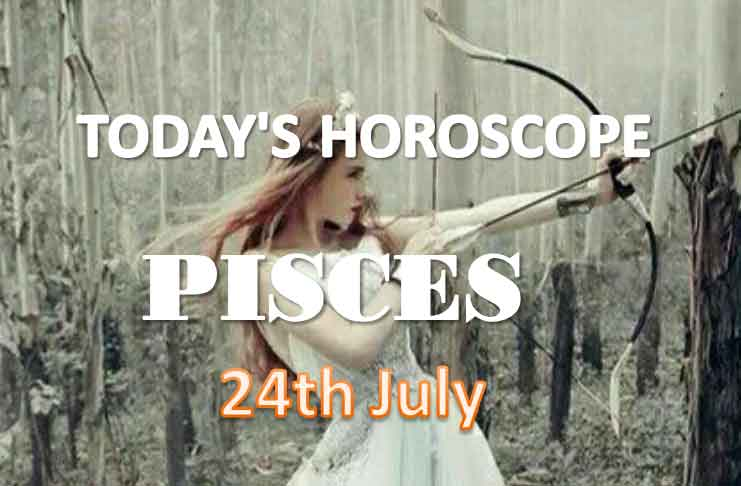 pisces daily horoscope for today saturday july 24th 2021