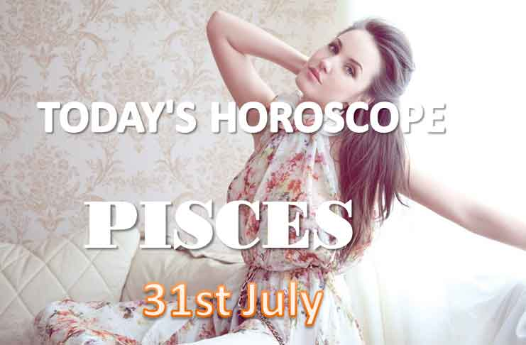 pisces daily horoscope for today saturday july 31st 2021