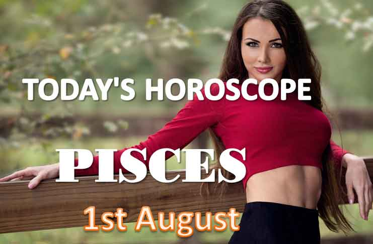 pisces daily horoscope for today saturday august 1st 2021