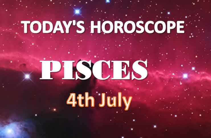 pisces daily horoscope for today sunday july 4th 2021