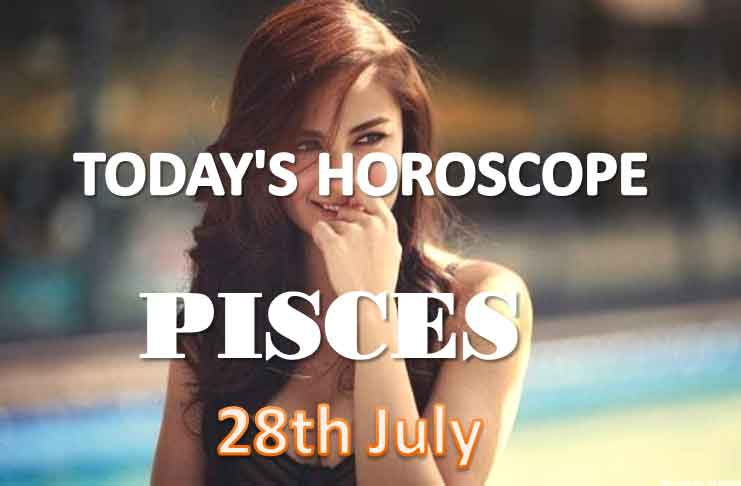 pisces daily horoscope for today wednesday july 28th 2021