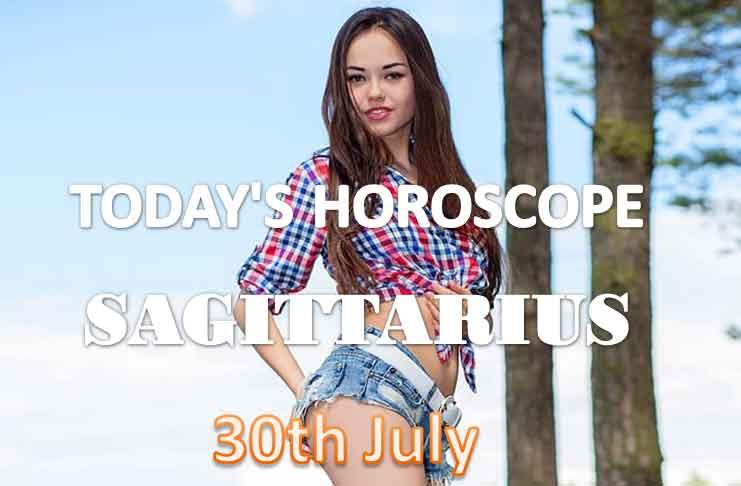 sagittarius daily horoscope for today friday july 30th 2021