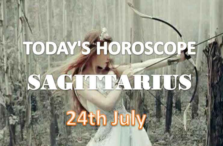 sagittarius daily horoscope for today saturday july 24th 2021