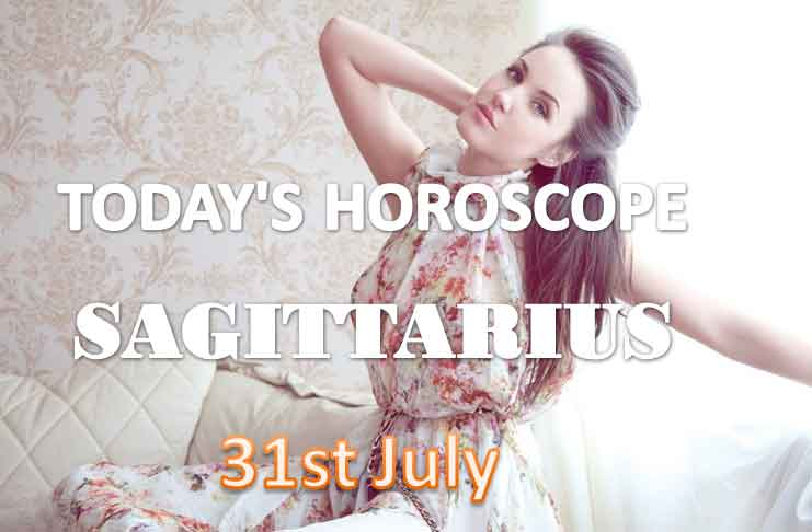 sagittarius daily horoscope for today saturday july 31st 2021