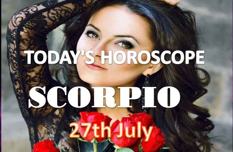 scoprio daily horoscope for today tuesday july 27th 2021