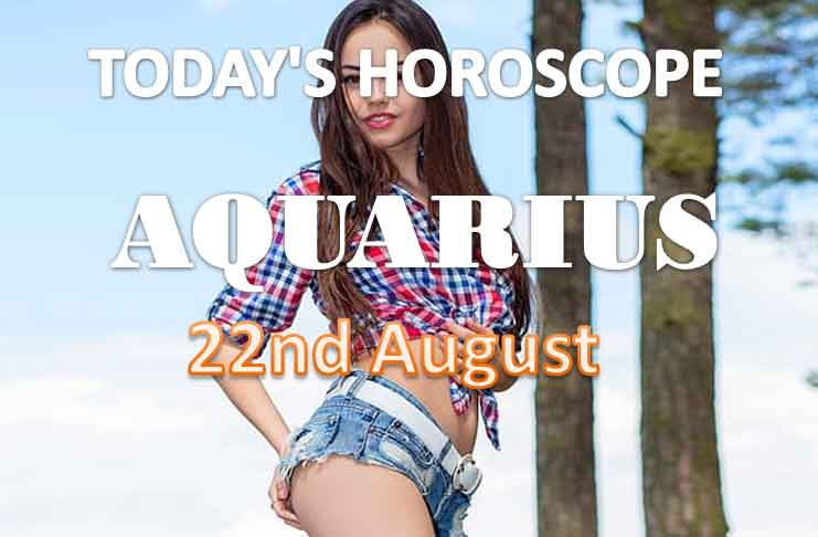 aquarius daily horoscope for today sunday august 22nd 2021