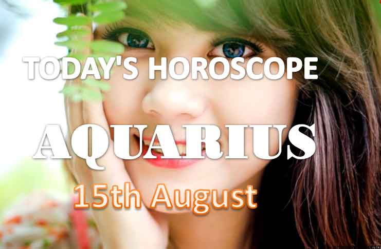 aquarius daily horoscope for today sunday august 15th 2021