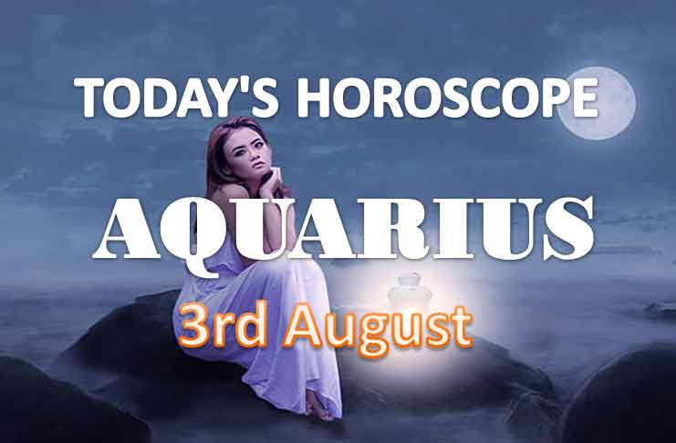 aquarius daily horoscope for today wednesday august 4th 2021