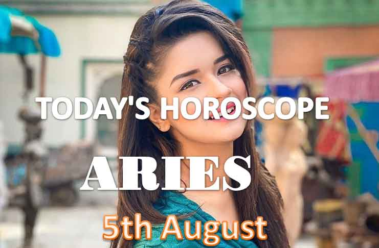 aries daily horoscope for today thursday august 5th 2021