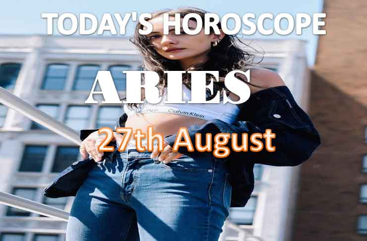 aries daily horoscope for today friday august 27th 2021