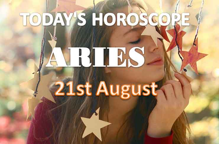 aries daily horoscope for today saturday august 21st 2021