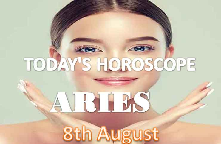 aries daily horoscope for today sunday august 8th 2021