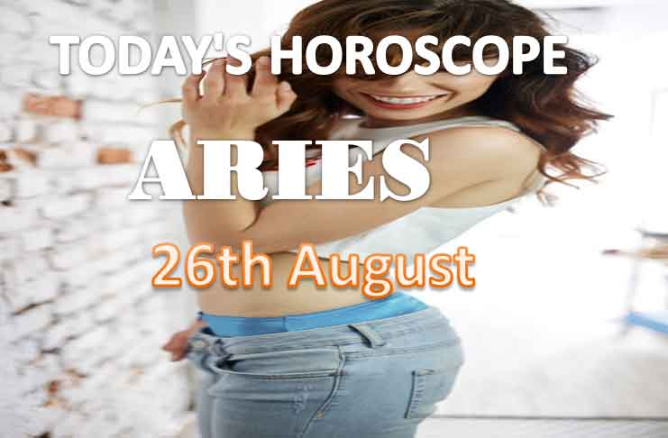 aries daily horoscope for today thursday august 26th 2021