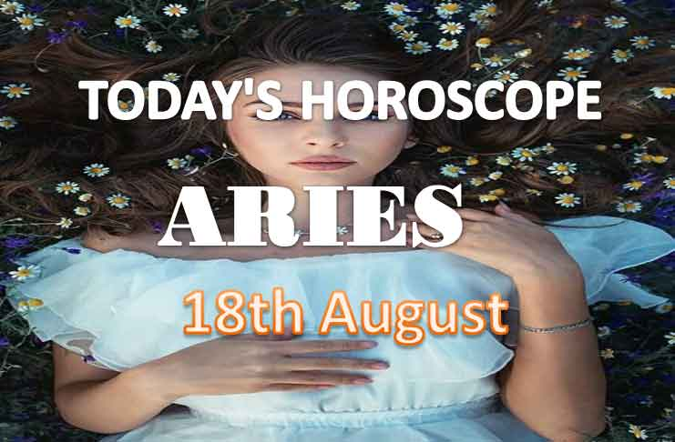 aries daily horoscope for today wednesday august 18th 2021