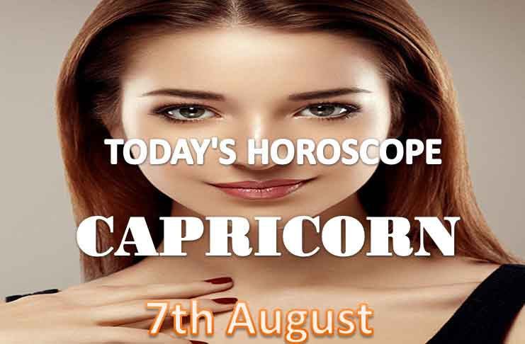 capricorn daily horoscope for today saturday august 7th 2021