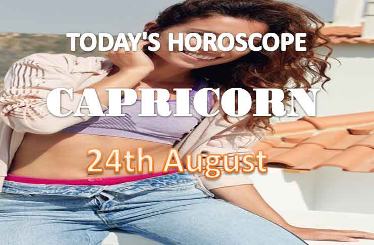 capricorn daily horoscope for today tuesday august 24th 2021