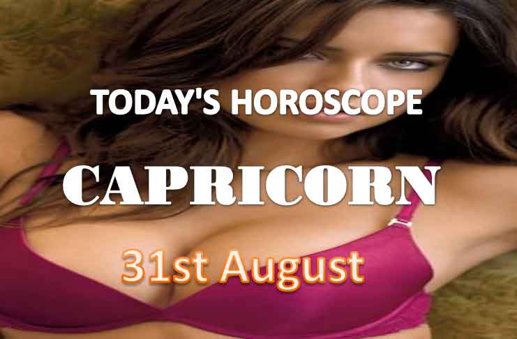 capricorn daily horoscope for today tuesday august 31st 2021