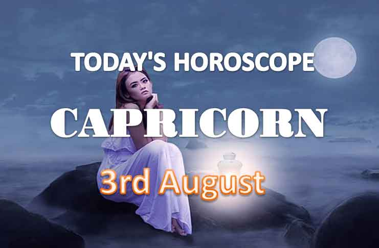 capricorn daily horoscope for today wednesday august 4th 2021