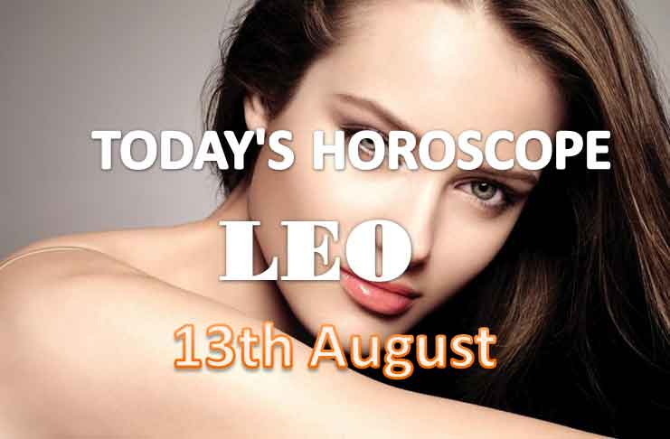 leo daily horoscope for today friday august 13th 2021