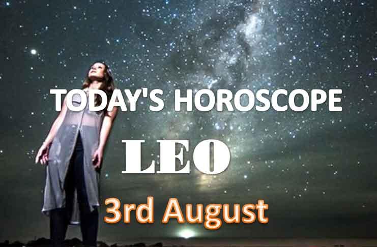 leo daily horoscope for today tuesday august 3rd 2021