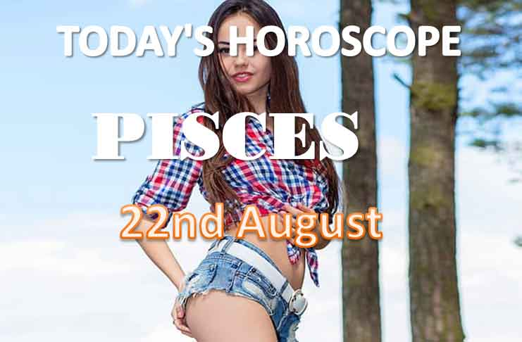 pisces daily horoscope for today sunday august 22nd 2021