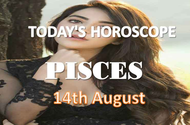 pisces daily horoscope for today saturday august 14th 2021