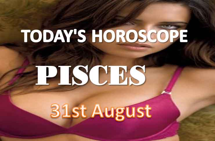 pisces daily horoscope for today tuesday august 31st 2021