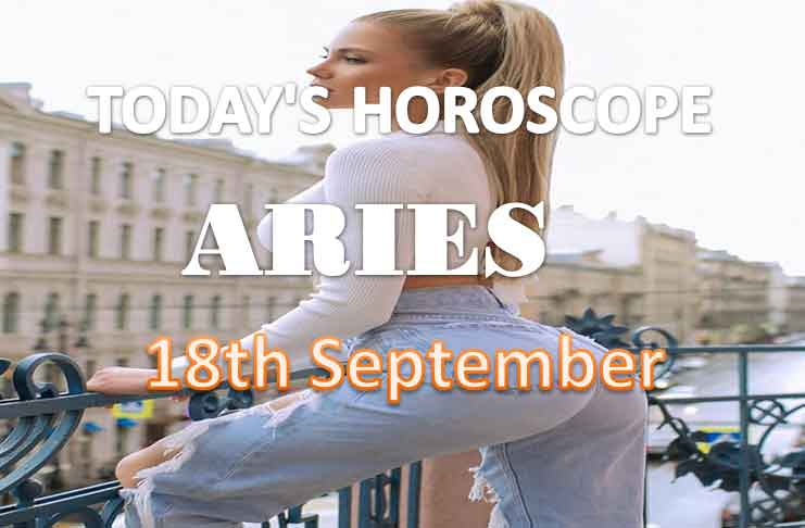 aries daily horoscope for today saturday september 18th, 2021