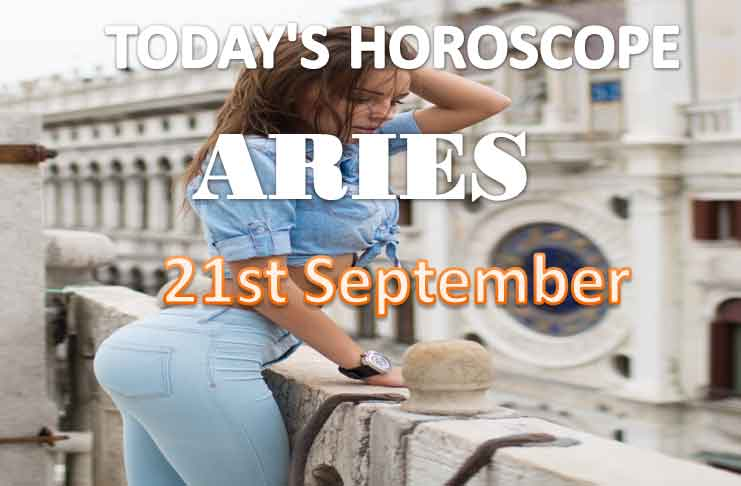 aries daily horoscope for today monday september 21st, 2021
