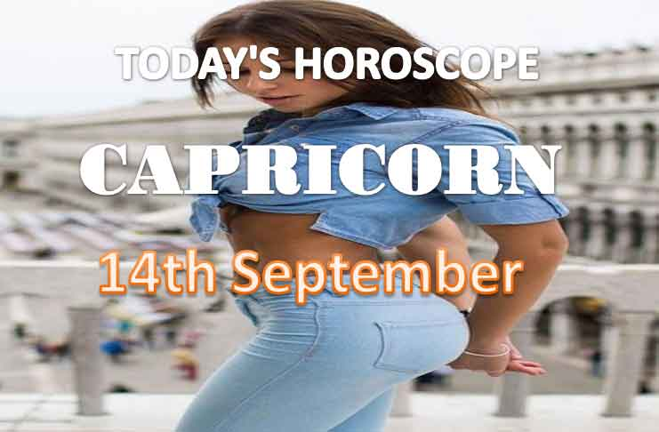 capricorn daily horoscope for today tuesday september 14th, 2021