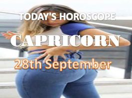 capricorn daily horoscope for today tuesday september 28th, 2021