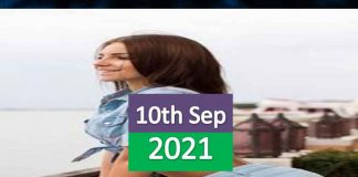 daily horoscope for today 10th october 2021