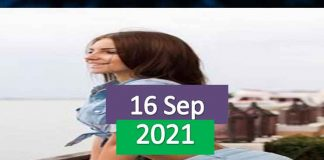 daily horoscope for today 16th october 2021