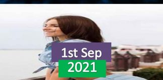 daily horoscope for today 1st october 2021