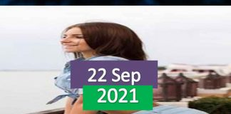 daily horoscope for today 22nd october 2021