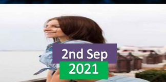 daily horoscope for today 2nd october 2021