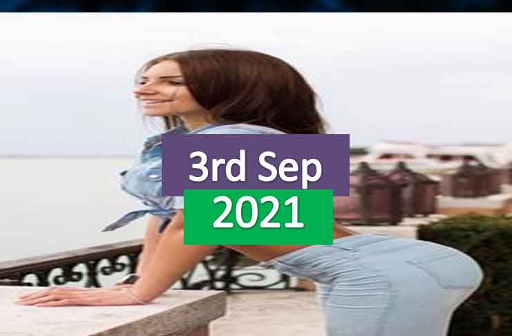 daily horoscope for today 3rd october 2021