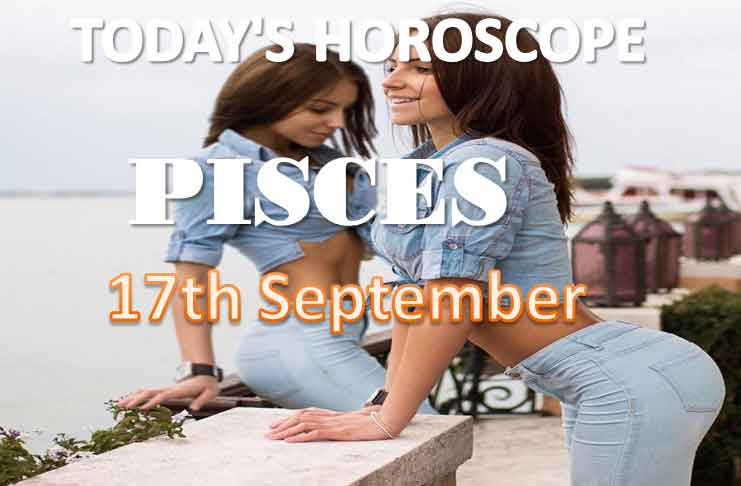 pisces daily horoscope for today friday september 17th, 2021