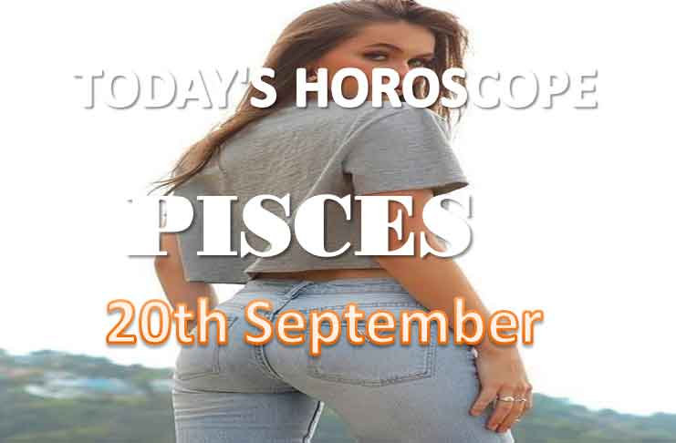 pisces daily horoscope for today monday september 20th, 2021