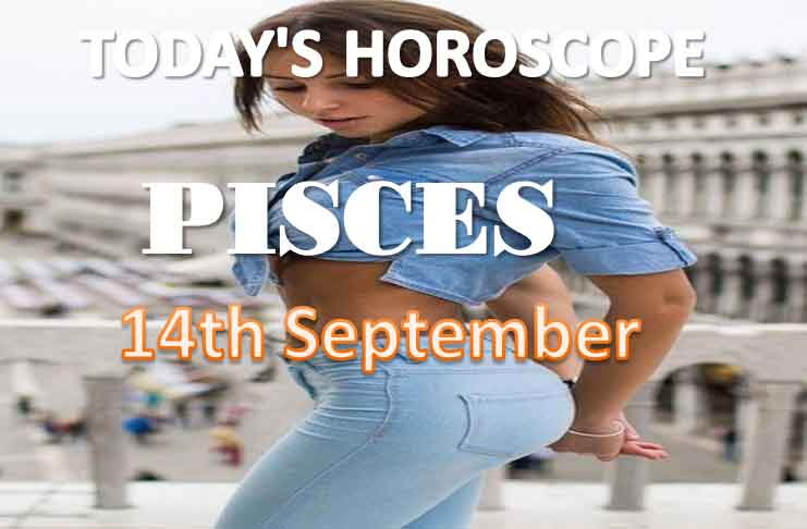 pisces daily horoscope for today tuesday september 14th, 2021
