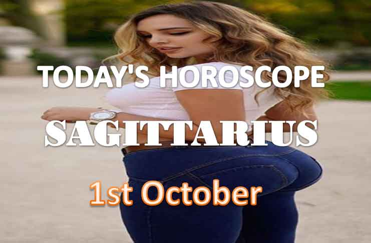 sagittarius daily horoscope for today friday 1st october, 2021