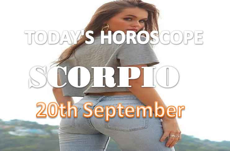 scorpio daily horoscope for today monday september 20th, 2021