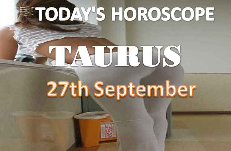 taurus daily horoscope for today monday september 27th, 2021