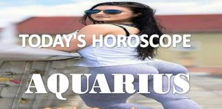 aquarius daily horoscope for today tuesday 26th october, 2021