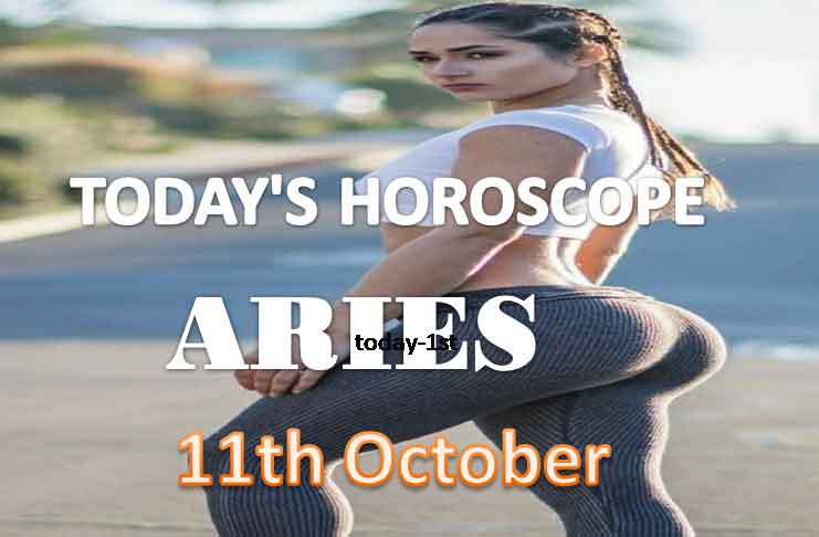 aries daily horoscope for today monday 11th october, 2021