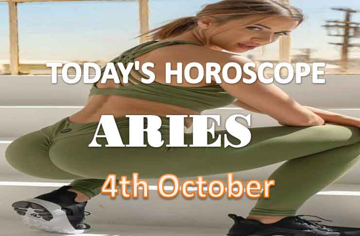 aries daily horoscope for today monday 4th october, 2021