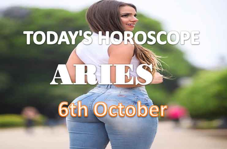 aries daily horoscope for today wednesday 6th october, 2021